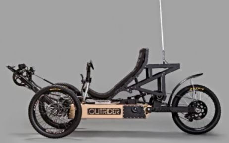 Outrider ebikes